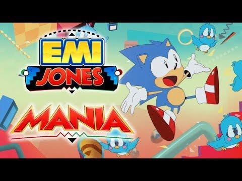 Mania Cover by Emi Jones