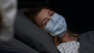 Meredith Wakes Up and Speaks to Richard - Grey's Anatomy
