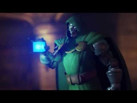 Marvel Heroes MMO: Opening Cinematic
