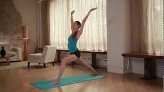 Yoga Moves to Boost Energy | The Yoga Solution With Tara Stiles