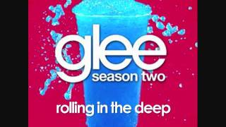 Скачать Rolling In The Deep With Music Glee Cast