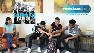 Bomb Digz Interview with Teen Network, iaam