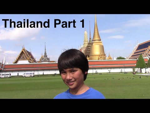 Thailand Fun Facts, History, Culture, and Thai People Part 1