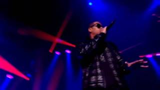 HD Rihanna Ft. Jay-Z - Run This Town Live (Nokia Concert In London)