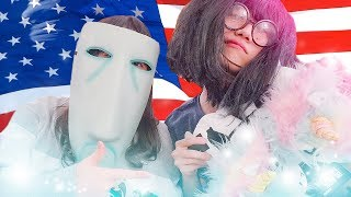 【awesome episode】Taking video in America, home of YouTube, become like this.