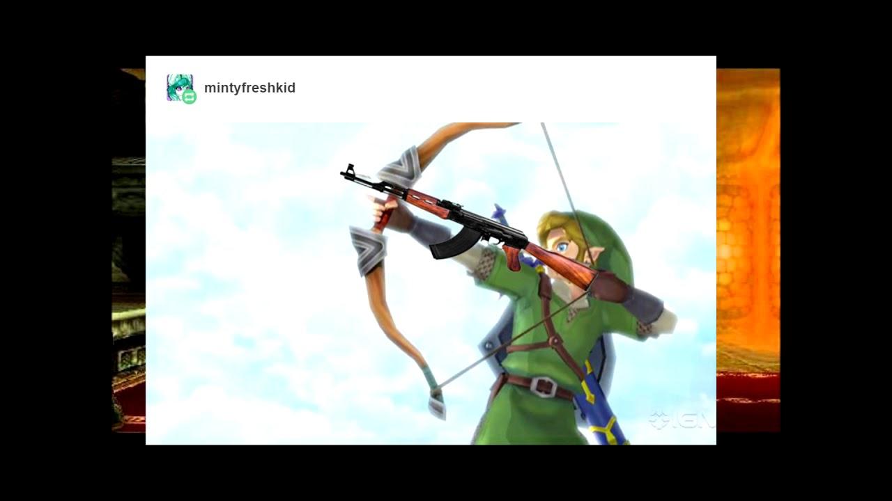 link-with-a-gun