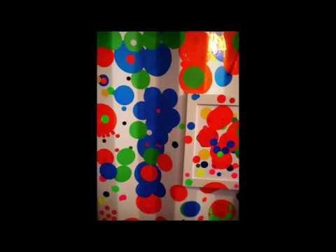 Van Gogh's Dot Room - Art4All 2014 - Fairfield Primary School - Melbourne, Australia