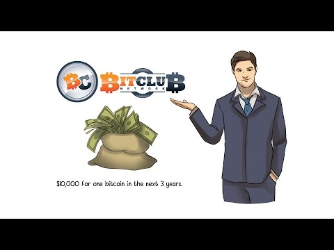 Bitcoin & BitClub Network