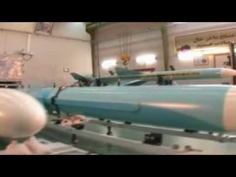 IR Iran Ghader Land Attack cruise Missile (improved Noor)