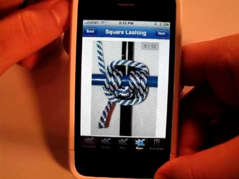 Knot Guide iPhone App Review