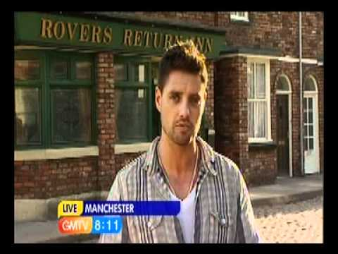 Keith Duffy discusses Talk about Autism on GMTV