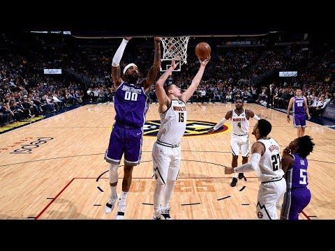 NBA Sacramento Kings vs Denver Nuggets   Oct 23,  2018