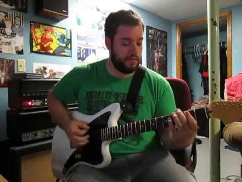 New Found Glory - One More Round Guitar Lesson