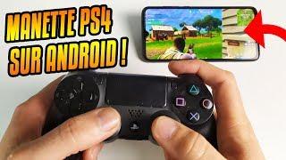 COMMENT JOUER AVEC UNE MANETTE PS4 SUR SMARTPHONE ANDROID : LE TUTO !