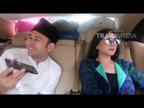 JANJI SUCI - Raffi Dan Rafathar Terlambat Shalat Eid Karna Mama Gigi (25/8/18) Part 1