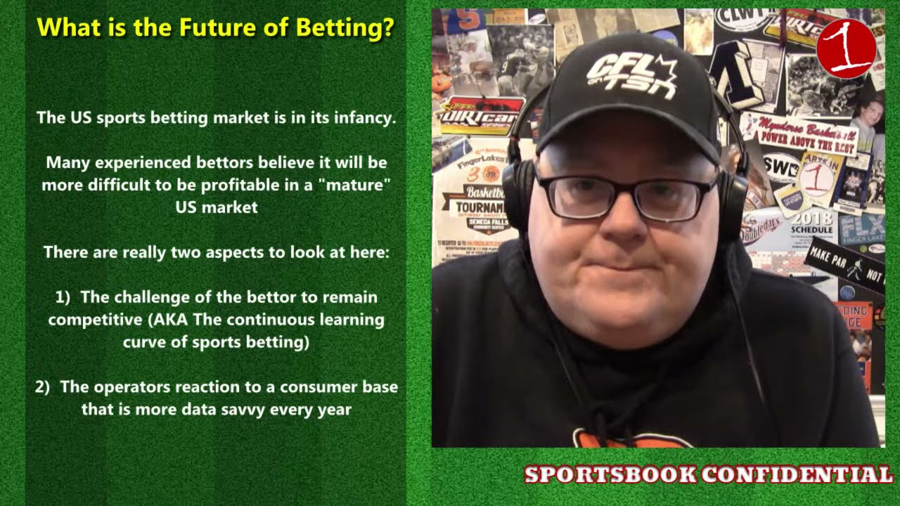 SPORTSBOOK CONFIDENTIAL: Is US sports betting ultimately doomed for consumers? (podcast)
