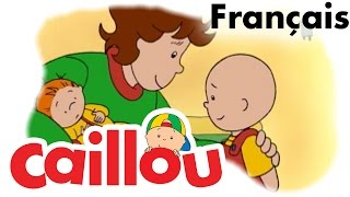 Caillou FRANÇAIS - Caillou devient un grand frère  (S01E12)   conte pour enfant