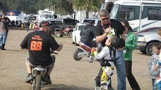 2013 Amateur Motocross crashes