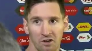 Lionel Messi Reacts To Arsenal, Man City & Chelsea Transfer Rumours*