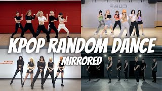[MIRRORED] KPOP RANDOM PLAY DANCE ULTIMATE