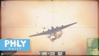 Everything EXPLODES | Shooting Bombs & Torpedoes | CIWS Confirmed