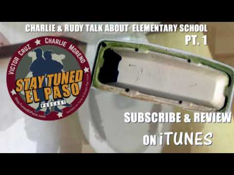 "The ""Mean Teacher Story"" - Charlie and Rudy talk grade school"