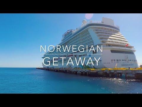 NCL Norwegian Getaway: Western Caribbean Cruise!