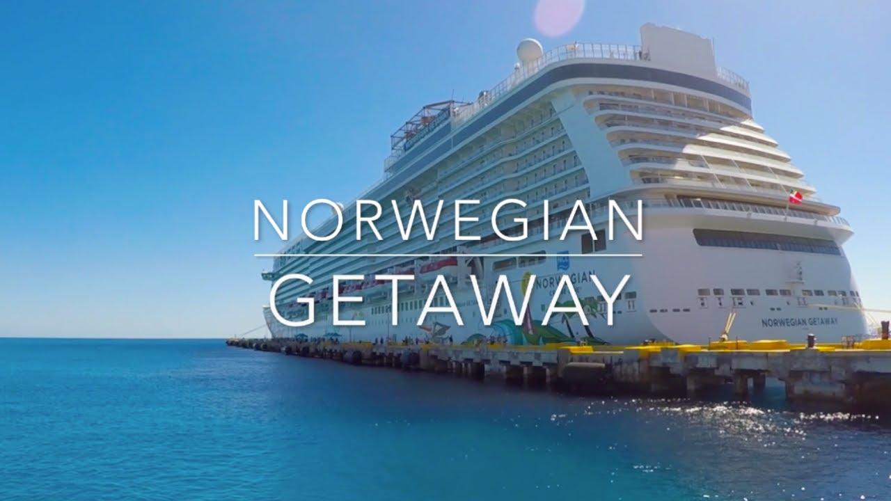 NCL Norwegian Getaway Western Caribbean Cruise  YouTube