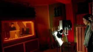 Dafina Zeqiri - Veq Ti | Studio Making Of
