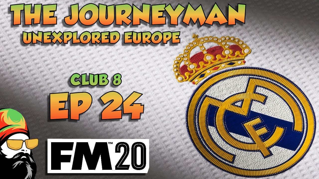 FM20 - The Journeyman Unexplored Europe - C8 EP24 - FINAL EPISODE - Football Manager 2020