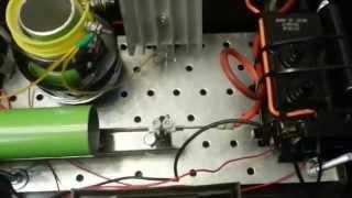 Плазменный озонатор своими руками