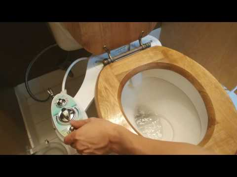 How to Add a Bidet to Your Toilet for Better Hygiene! Zen Bidet Z-500 Installation and Review