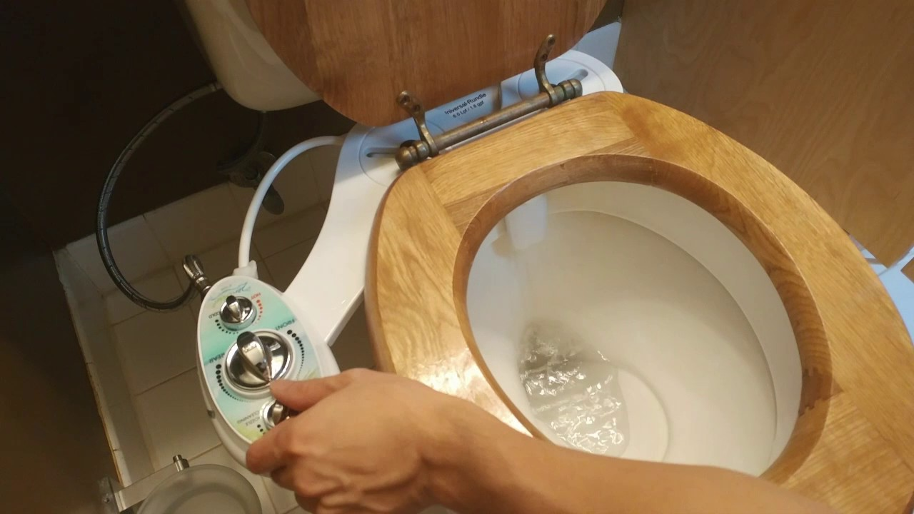 How To Add A Bidet To Your Toilet For Better Hygiene Zen Bidet Z