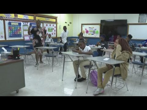 Michigan's Teacher Shortage Leaves Administrators Scrambling To Fill Positions