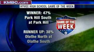 Friday Night Football Game Of The Week Preview: Park Hill South Vs. Park Hill