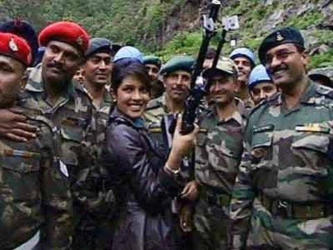Jai Jawan with Priyanka Chopra (Aired: August 2007)