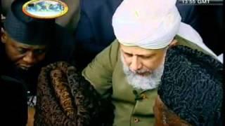 (Urdu Nazm) Teree Qurb-o-Raza Jo Pa Baithey - Islam Ahmadiyya