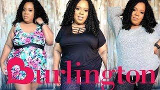 Burlington Coat Factory Plus Size Try-On Haul   Summer 2018