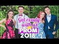 Six Days of SENIOR PROM 2018 | #Prom Get Ready With Me