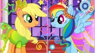 Май Литл Пони Мультики для девочек Мой маленький пони Вечеринка Пинки Пай #пони Игра Бал для пони #2