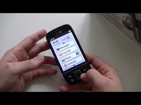 Test du Doro PhoneEasy 740 | par Top-For-Phone.fr