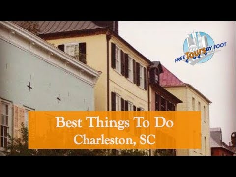The Best Things to See in Charleston, SC | Free Tours by Foot