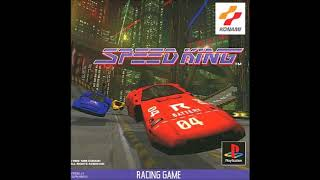 SPEED KING OST - MR. MACHINE