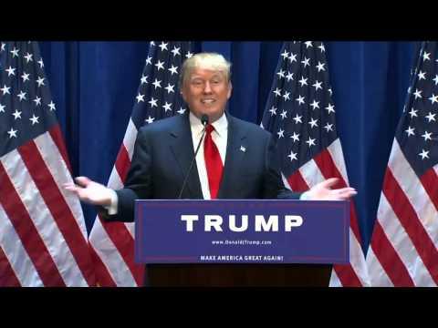 Donald Trump on Unemployment numbers lie