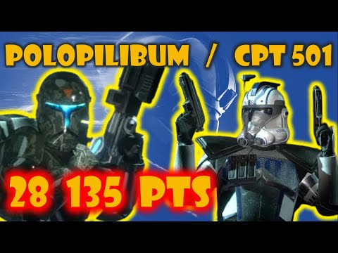 SWBF2 | Supremacy | Easy game on Naboo (ft. Cpt 501) from YouTube · Duration:  19 minutes 34 seconds