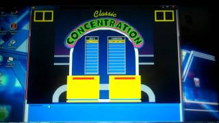 Classic Concentration PC Game 1