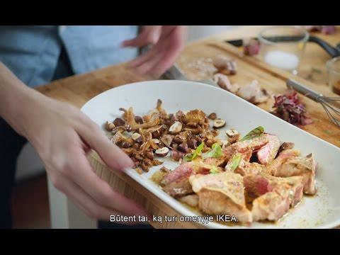 Jonah Reider: virtuvė yra džiazas – improvizuokite ir mėgaukitės!