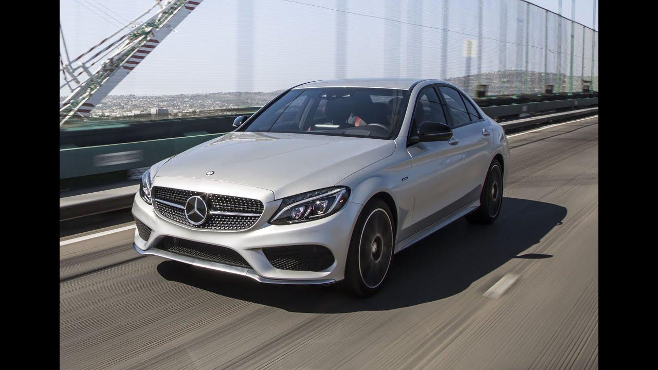 2016 Mercedes Benz C350 0 60