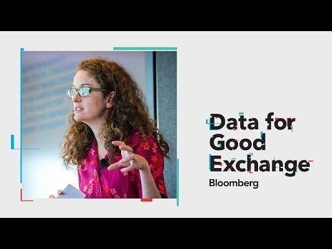 "Data for Good Exchange 2017: ""Data-driven resilience"" Panel"