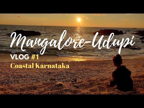 Mangalore Udupi Travel Guide | Mangalore | St. Mary's Island | Udupi | Coastal Karnataka VLOG#1
